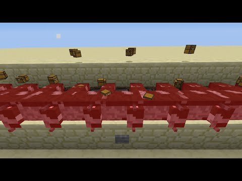 How to Create Invisible Blocks (by killing cows) in Minecraft 1.9! - Minecraft Tricks