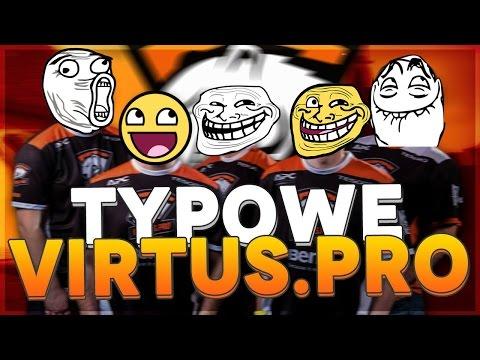 Typowe Virtus.Pro | Teamspeak Funny Moments!