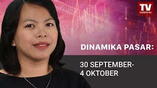 InstaForex tv news: Dinamika Pasar (September 30 – Oktober 4)