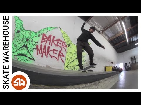 35f5a39744a4 Emerica Reynolds G6 Wear Test at Baker Boys ft. Jakob Randolf   Paco  Maldonado