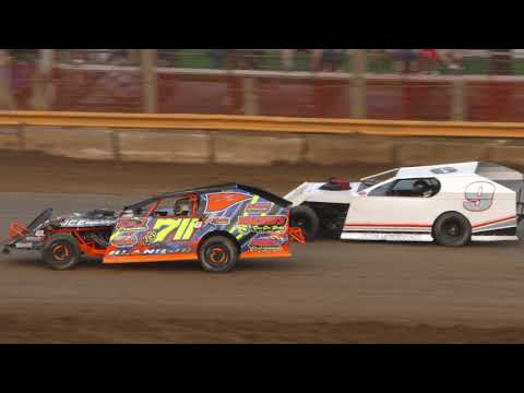 8 18 18 Modified Heat #1 Lincoln Park Speedway