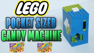 Pocket Sized Lego Candy Machine