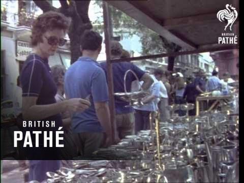 Argentinian Market (1960-1969)