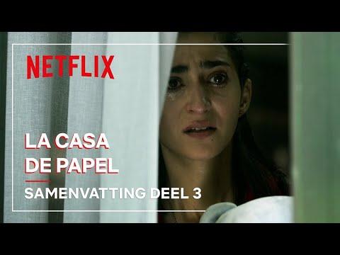 Download La Casa De Papel Deel 3 Recap | Netflix
