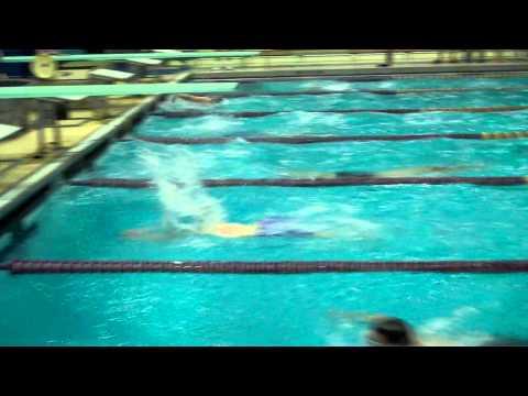 100 Fly Ballston Spa Boys Swimming vs. Saratoga