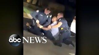 Police officer fatally shoots man at Atlanta fast-food restaurant