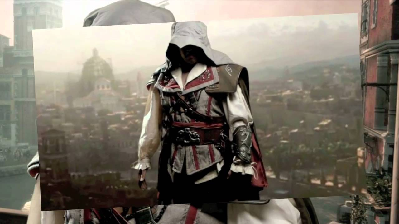Assassins Creed Lineage Cosplay Youtube