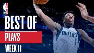 NBA's Best Plays | Week 11
