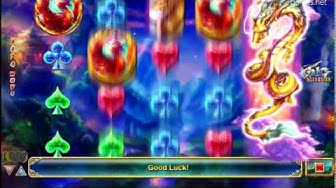Xing Guardian - new video slot game by NextGen
