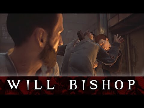 Vampyr: Boss Fight - William Bishop // First Boss