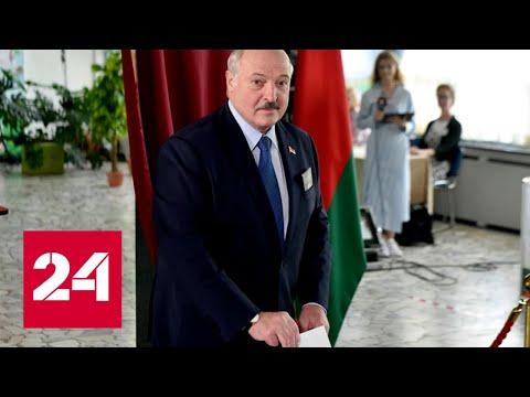 В Белоруссии подводят