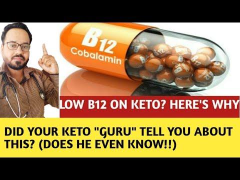 vitamin b deficiency ketogenic diet