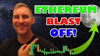 ETHEREUM ABOUT TO BLAST OFF!! + Bitcoin Update