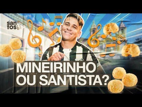 """🎵 A VERSÃO SANTISTA DE """"MINEIRINHO"""", DO SÓ PRA CONTRARIAR 🎵"""