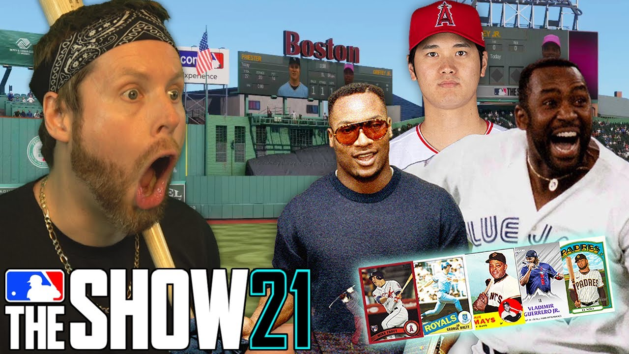 I asked MLB players to draft an MLB the Show Team