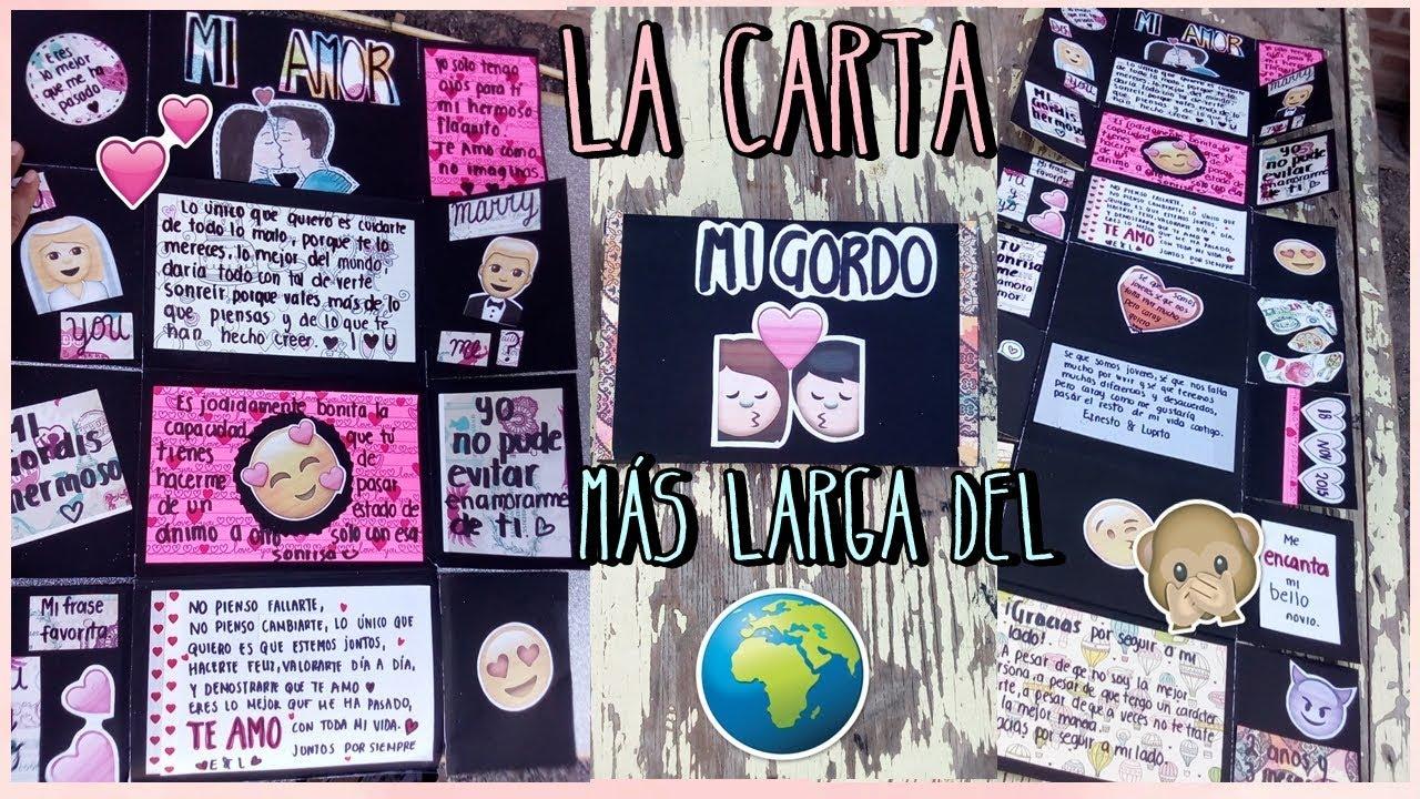 Carta Gigante De Metro Y Medio San Valentin Aguilar Lupita