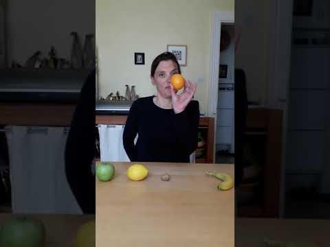 Jeu De Kim Fruits