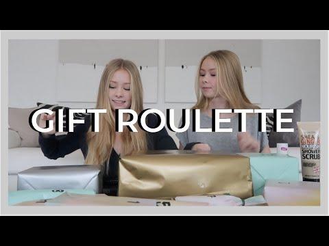 GIFT ROULETTE - Izaandelle