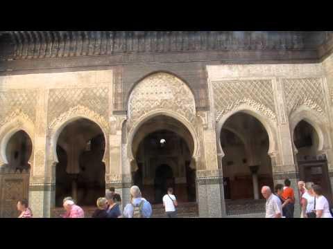 Medresa Bou Inania - Fez