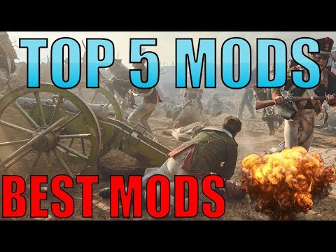 Top 5 Hearts of Iron 4 Mods - Best Mods in HOI4 Mods (2019) - YouTube