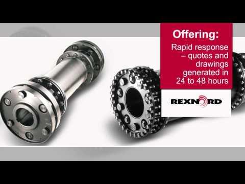 Rexnord Euroflex Disc Couplings Overview