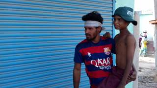 Ghatak real sunny deol style