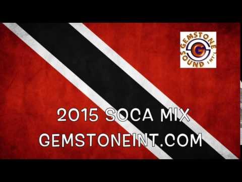 GEMSTONE INTERNATIONAL - SOCA 2015 MIX