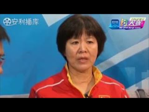Interview of Lang Ping Zhu Ting里约夺冠后 郎平、朱婷访谈 郎导回忆怎么发现朱婷这块宝