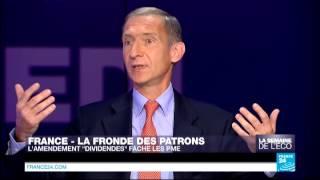 LA SEMAINE DE L'ÉCO - 2e PARTIE - L'amendement