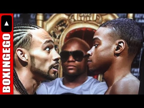 Live Chat: Keith Thurman vs Errol Spence Jr-WHO WANT IT?