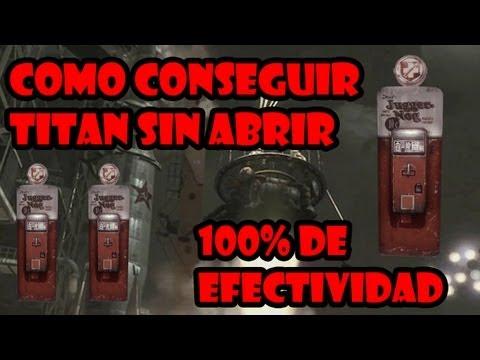 Conseguir titan de monos sin abrir 100%, metodo mejorado | black ops zombis | by galera41
