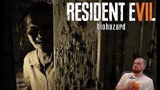 Сумасшедшее путешествие по дому Resident Evil 7 2