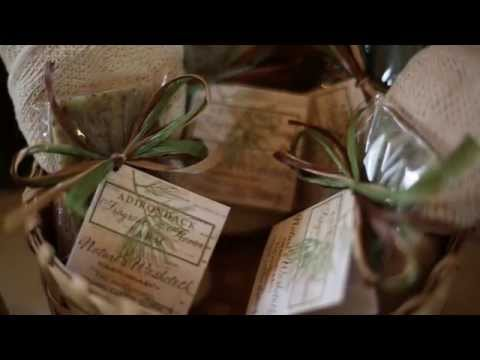 New York Makers: Sandy Maine of Adirondack Fragrance & Flavor Farm