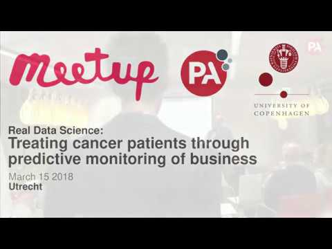 Treating cancer patients through predictive monitoring of business processes