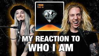 Metal Drummer Reacts: Who I Am by Wage War