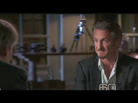 """Sean Penn rompe el silencio sobre su entrevista a """"El Chapo"""""""