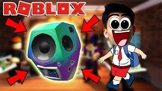 BOY to BE a PIZZA FOR NEW BAG-Roblox Indonesia