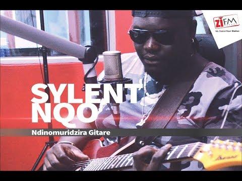 Sylent Nqo - Ndinomuridzira Gitare (The Rush Open Mic Fridays)