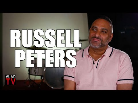 Russell Peters On Harvey Weinstein Fronting On Him At A Party: He's A D*** (Part 8)