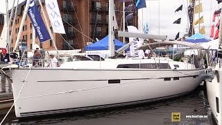 2017 Bavaria Cruiser 46 Sailing Yacht - Deck and Interior Walkaround - 2016 Annapolis Sail Boat Show