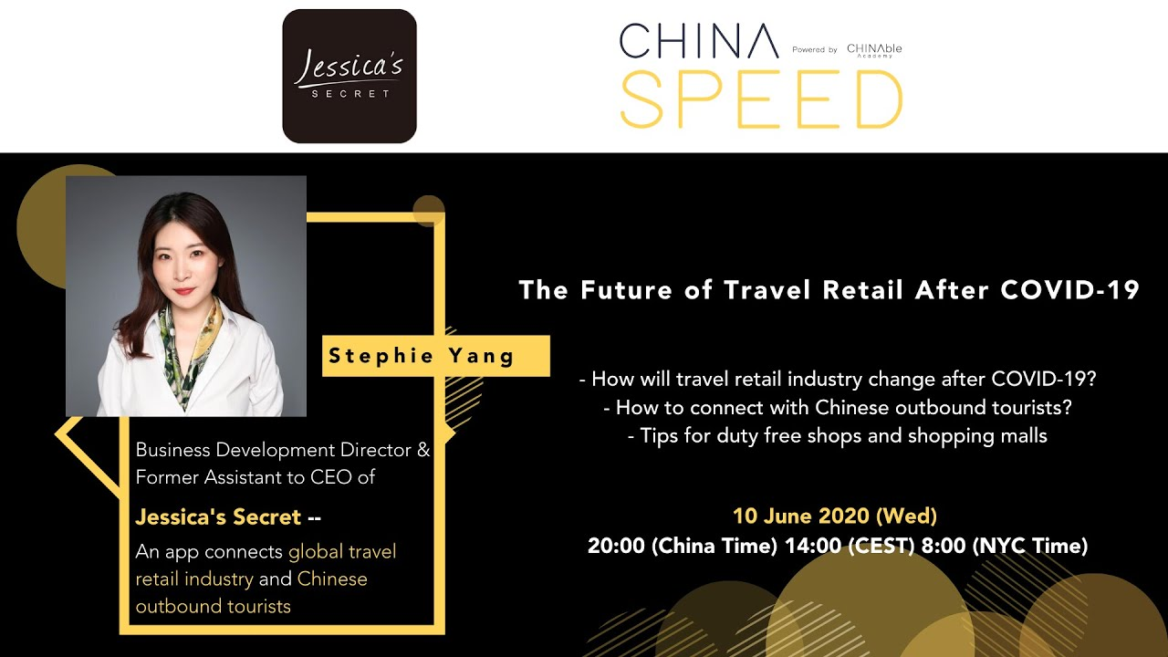 CHINA SPEED Episode 02: The Future of Travel Retail after COVID-19
