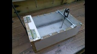Gambar cover fare kapanı nasıl yapılır ? canlı fare yakalama aparatı