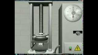 видео как проверить прочность бетона