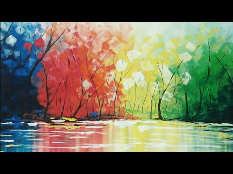 Modern painting, Abstract art, Canvas painting