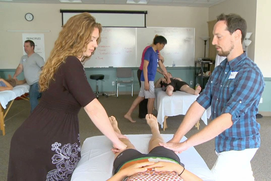 Rolfing ® Structural Integration: Balancing the Body