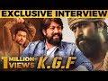 Thalapathy Vijay-னால மட்டும் எப்படி முடியுது ? - KGF Yash First Tamil Interview | MY 408