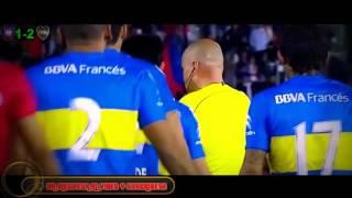 Cerro Porteño vs Boca Juniors 1-2 RESUMEN GOLES  HD Copa Libertadores 2016