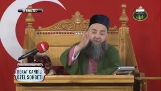 Cübbeli Ahmet Hoca ile Berat Kandili Özel Sohbeti 10 Mayıs 2017