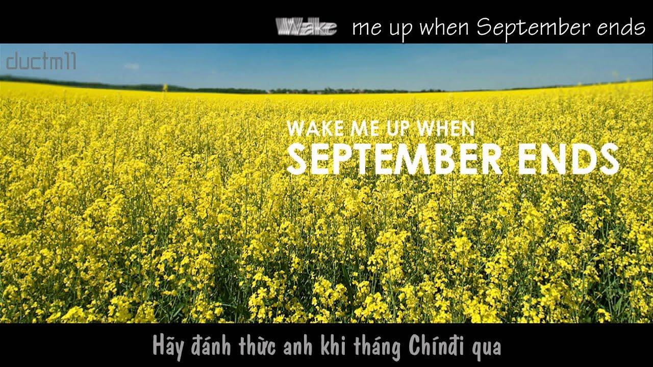 september when