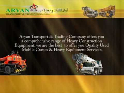 Mobile Crane Sales & Rentals in Doha-Qatar